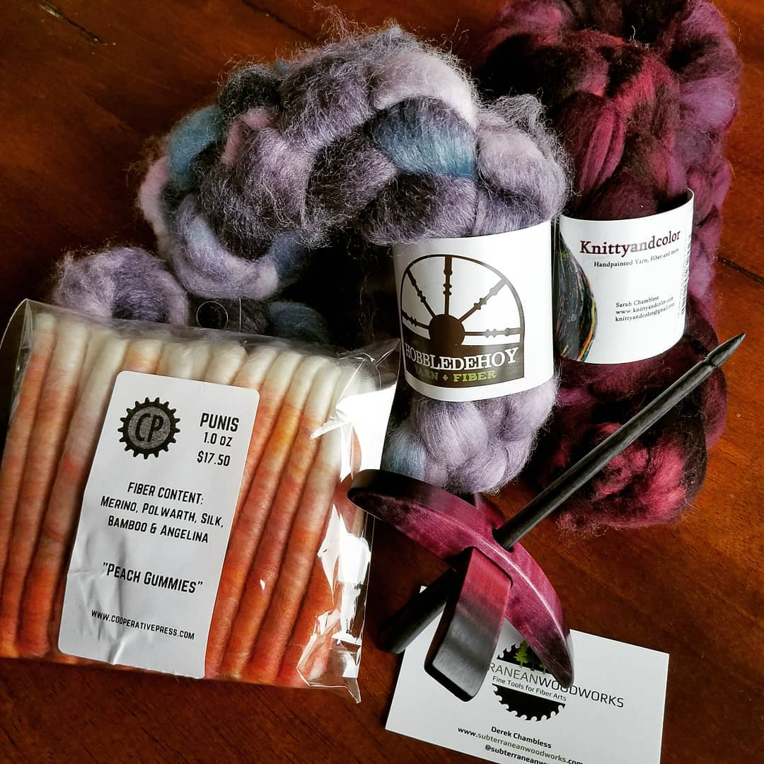 The Peahen's Loot from MDSW 2019