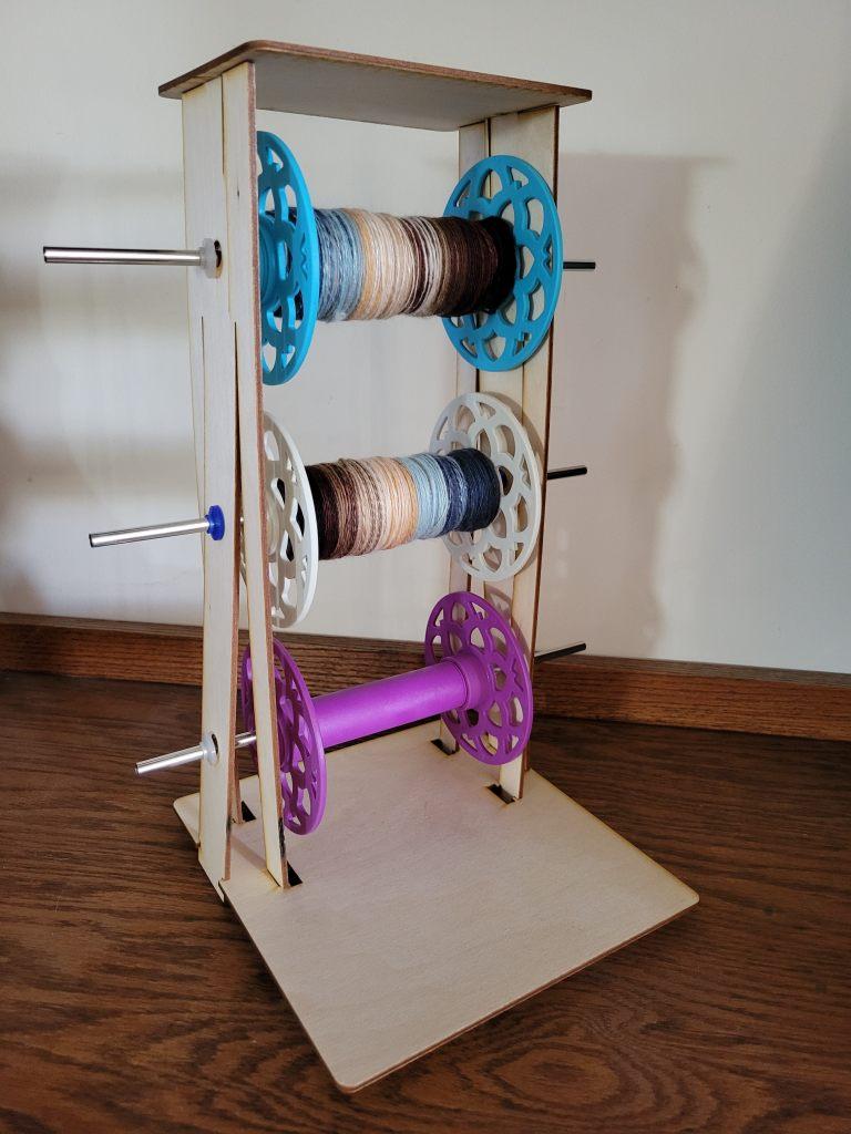 My prototype kate for my EEW6 bobbins
